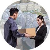 产品交货时,向客户提供制造厂家合格证,检验报告,煤安证书以及发货清单。需提前完工的,可特别组织生产