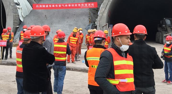重庆涪陵路桥案例