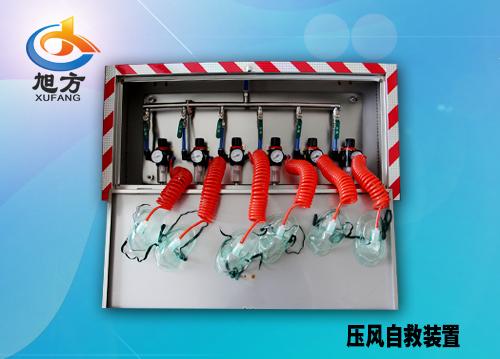 压风自救装置(普通面罩)